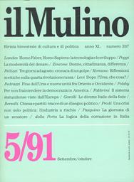 Copertina del fascicolo dell'articolo Le diverse Italie della fede