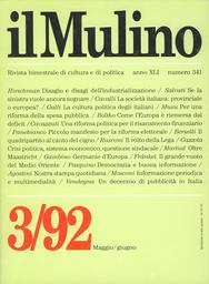 Copertina del fascicolo dell'articolo Una riforma politica per il risanamento finanziario