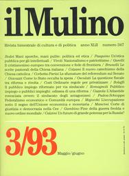 Copertina del fascicolo dell'articolo Le scelte pastorali della Chiesa italiana