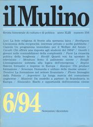 Copertina del fascicolo dell'articolo L'immigrazione sottratta alla logica dell'emergenza