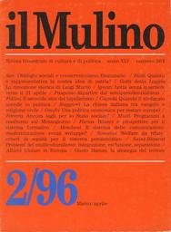 Copertina del fascicolo dell'articolo L'islam in Europa. Una svolta storica
