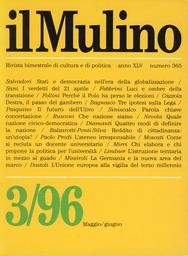 Copertina del fascicolo dell'articolo Stati e democrazia nel'era della globalizzazione