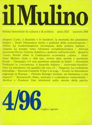 Copertina del fascicolo dell'articolo Il mondo in comunicazione: dimensioni etiche e politiche