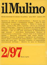 Copertina del fascicolo dell'articolo Dove va la Costituzione italiana