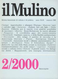 Copertina del fascicolo dell'articolo Bossi-Berlusconi, la nuova alleanza