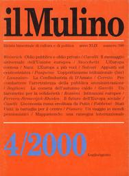 Copertina del fascicolo dell'articolo La Confindustria di D'Amato