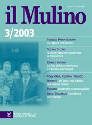 Copertina del fascicolo dell'articolo Le telecomunicazioni europee dopo la bolla