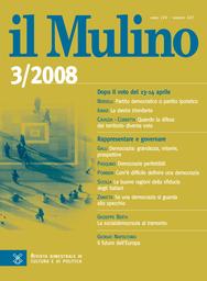 Copertina del fascicolo dell'articolo Sulla teoria delle migrazioni. Il contributo di Riccardo Faini