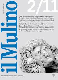 Copertina del fascicolo dell'articolo Una idea di Italia diffusa