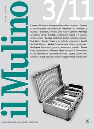 Copertina del fascicolo dell'articolo Wikipedia e la cooperazione sociale di massa
