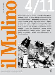 Copertina del fascicolo dell'articolo La patria degli italiani all'estero