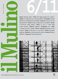 Copertina del fascicolo dell'articolo Il carcere e la crisi della giustizia