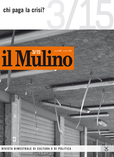 cover del fascicolo, Fascicolo arretrato n.3/2015 (maggio-giugno)