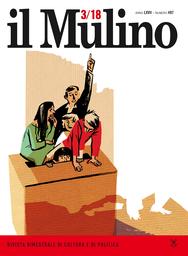 Copertina del fascicolo dell'articolo Il nazismo, l'antichità, l'Europa