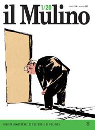 Copertina del fascicolo dell'articolo intervistata da M. Eleonora Landini