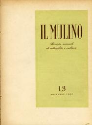 Copertina del fascicolo dell'articolo Albertini, Giolitti e la guerra