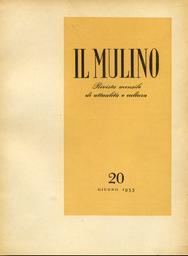 Copertina del fascicolo dell'articolo Giuseppe Ungaretti e il problema della versificazione