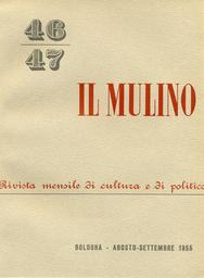 Copertina del fascicolo dell'articolo Sulla definizione sociologica della Religione