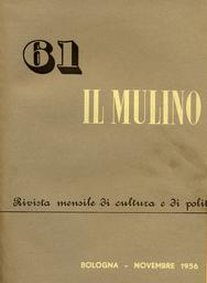 Copertina del fascicolo dell'articolo I vescovi francesi nella mischia