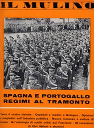 Copertina del fascicolo dell'articolo Portogallo, anno zero