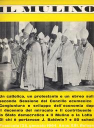 Copertina del fascicolo dell'articolo Riflessioni di un cattolico sulla seconda sessione del Concilio
