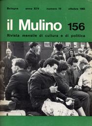 Copertina del fascicolo dell'articolo Italia e Svizzera di fronte al problema migratorio