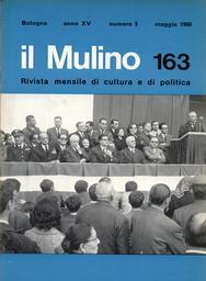 Copertina del fascicolo dell'articolo Magistratura in fermento
