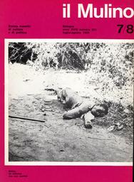 Copertina del fascicolo dell'articolo Passato e presente in una terra di contrasti