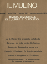 Copertina del fascicolo dell'articolo La quinta sessione plenaria della Berliner Konferenz